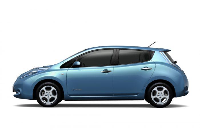 日産リーフ2010年12月発売モデル