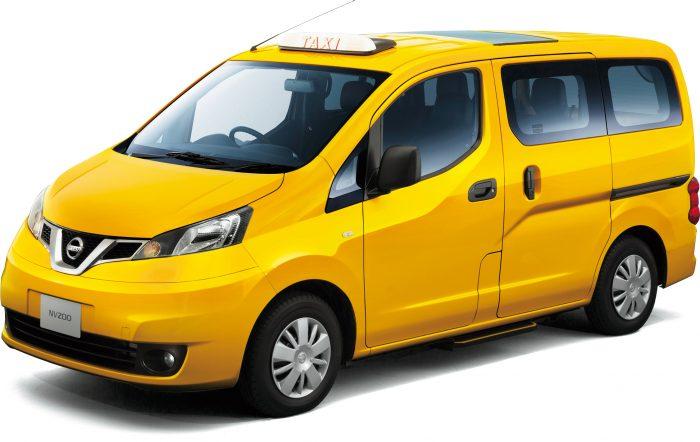 NV200バネットタクシー
