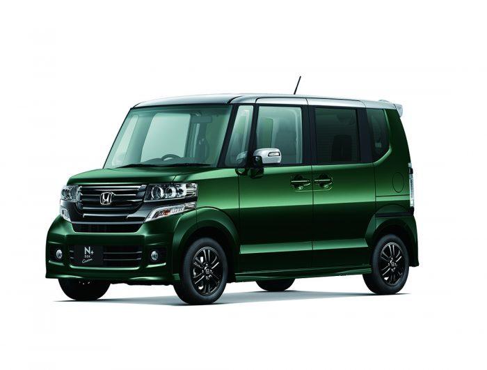 Honda N-BOX +