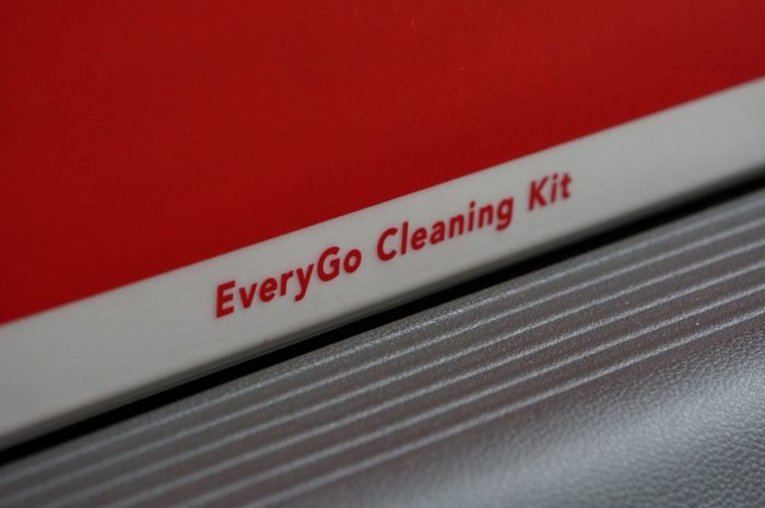 EveryGo Cleaning Kit?