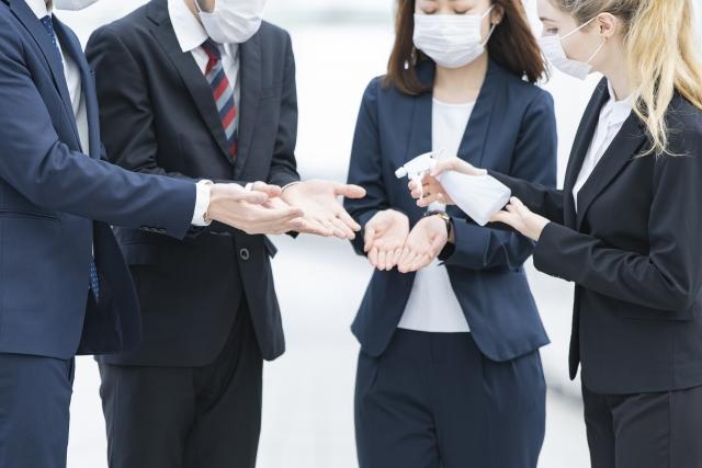 新型コロナウィルス感染対策