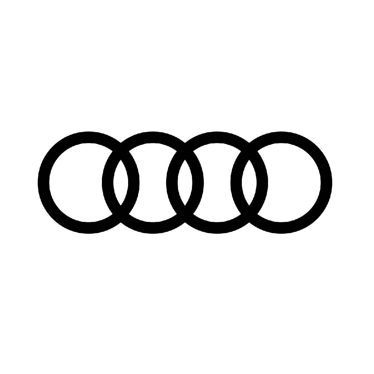 アウディ 新ロゴ