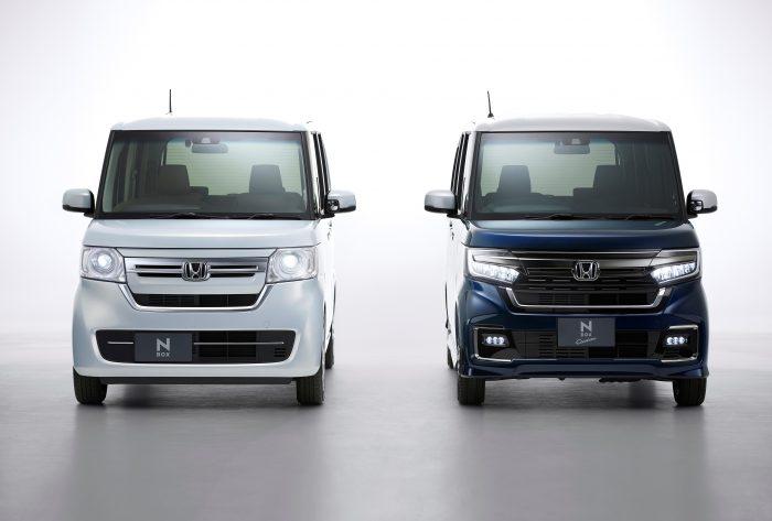 ホンダ N-BOX 2020年12月24日にマイナーチェンジ予定