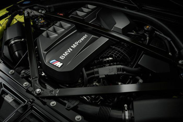 新型BMWM3&M4エンジン