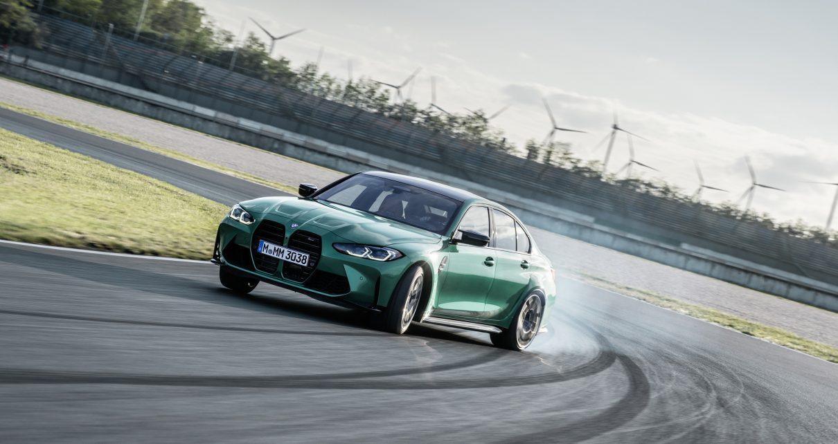 新型BMW M3